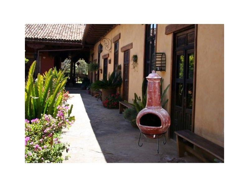 Brasero mexicain | Brasero mexicain, Cheminée de jardin et Brasero