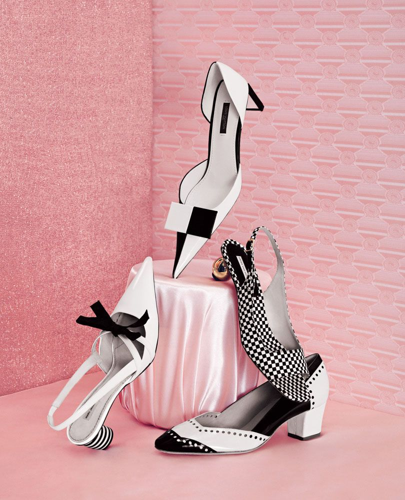 louis vuitton's kitten heel through the years: for subverted classics by new york times style magazine