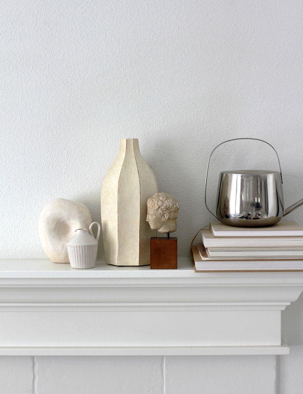 A Merry Mishap: my home   interior   Pinterest   Mantelpiece, Blog ...