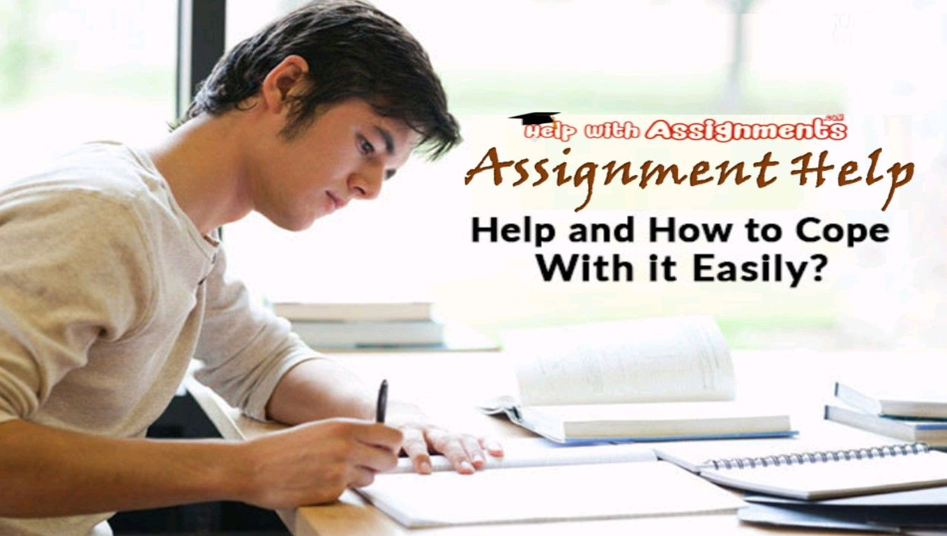Help with Assignments is fulfilled to offer you quality