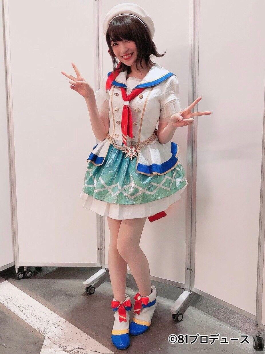 かわいい 上田 麗奈