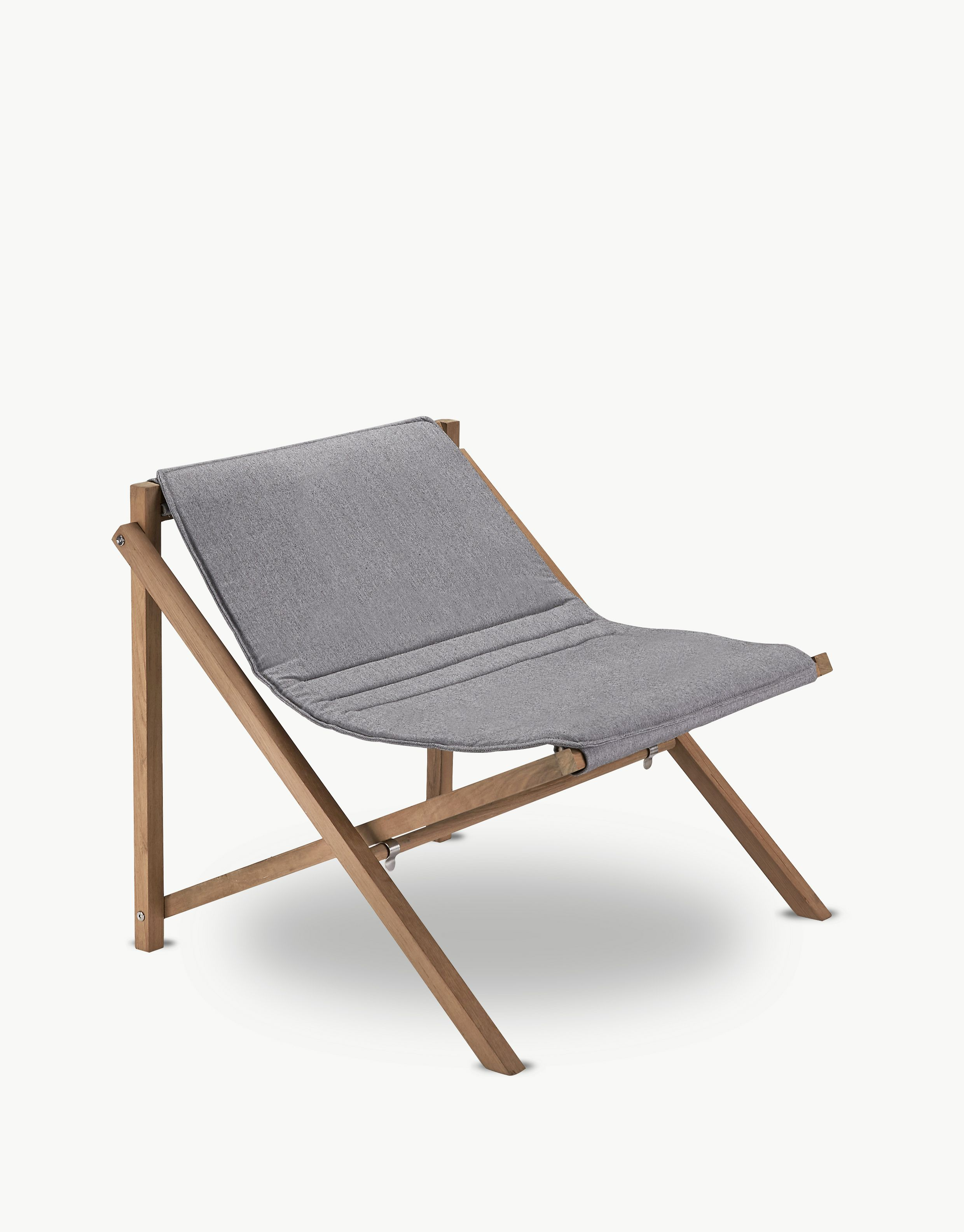 Aito Lounge Chair Skagerak By Designed By Elisa Honkanen With Images Lounge Chair Outdoor Lounge Chair Design Wooden Outdoor Furniture