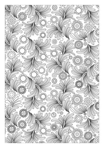 Pin Auf Abstract Zentangles Paisley Etc To Color