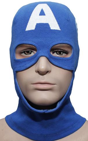 Captain America Mask Deathstroke Mask Deathstroke Captain America Mask