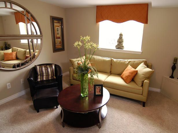 Window Treatments: 4 Inspiring Valances. Asian Living RoomsBeige ...