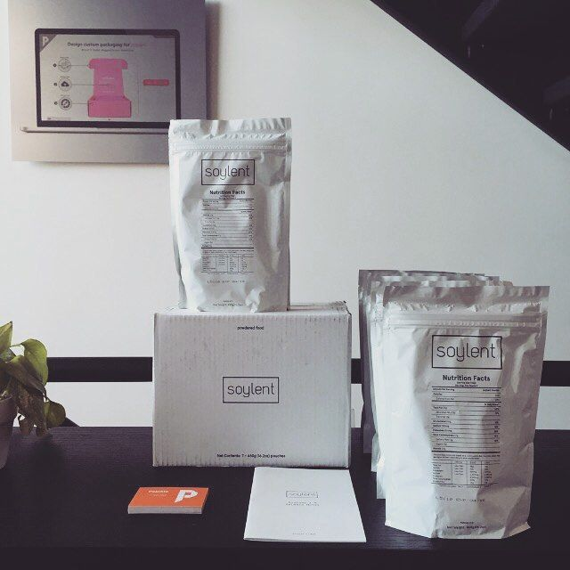 Send your product off in packaging you're proud of. See how our packaging has helped brands like @Soylent across the country. ➡️Link in bio⬅️