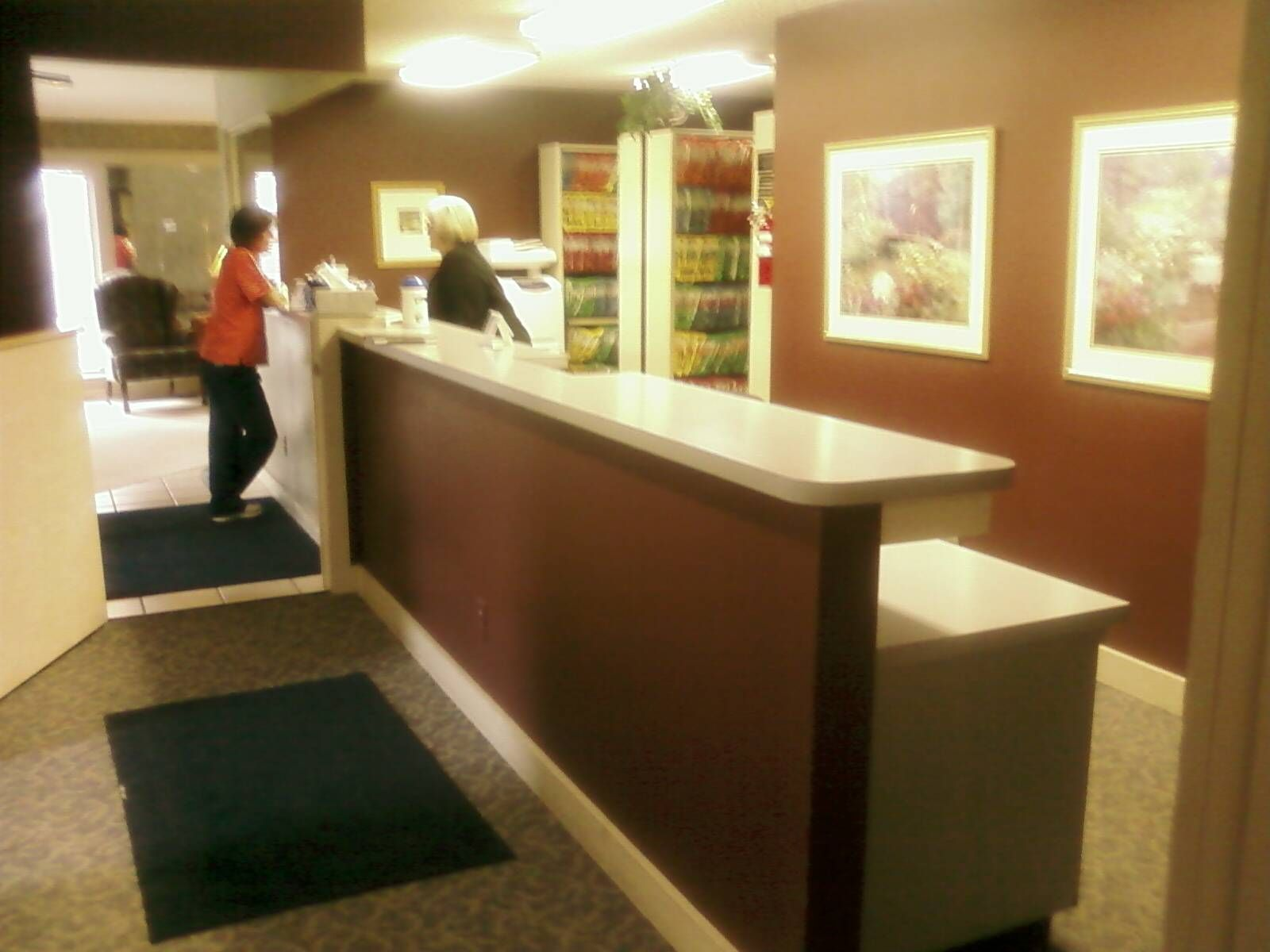 dental office reception. Dental Office Reception Desk R
