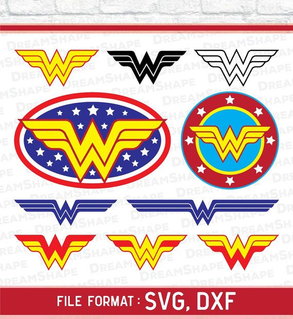 Wonder Woman Svg Super Heroes Svg Files Super Hero Cricut