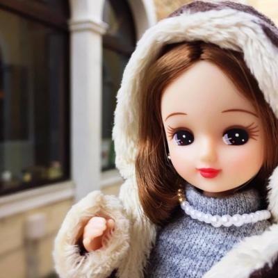 実は小学5年生国民的着せ替え人形リカちゃんのSNSがオシャレすぎる