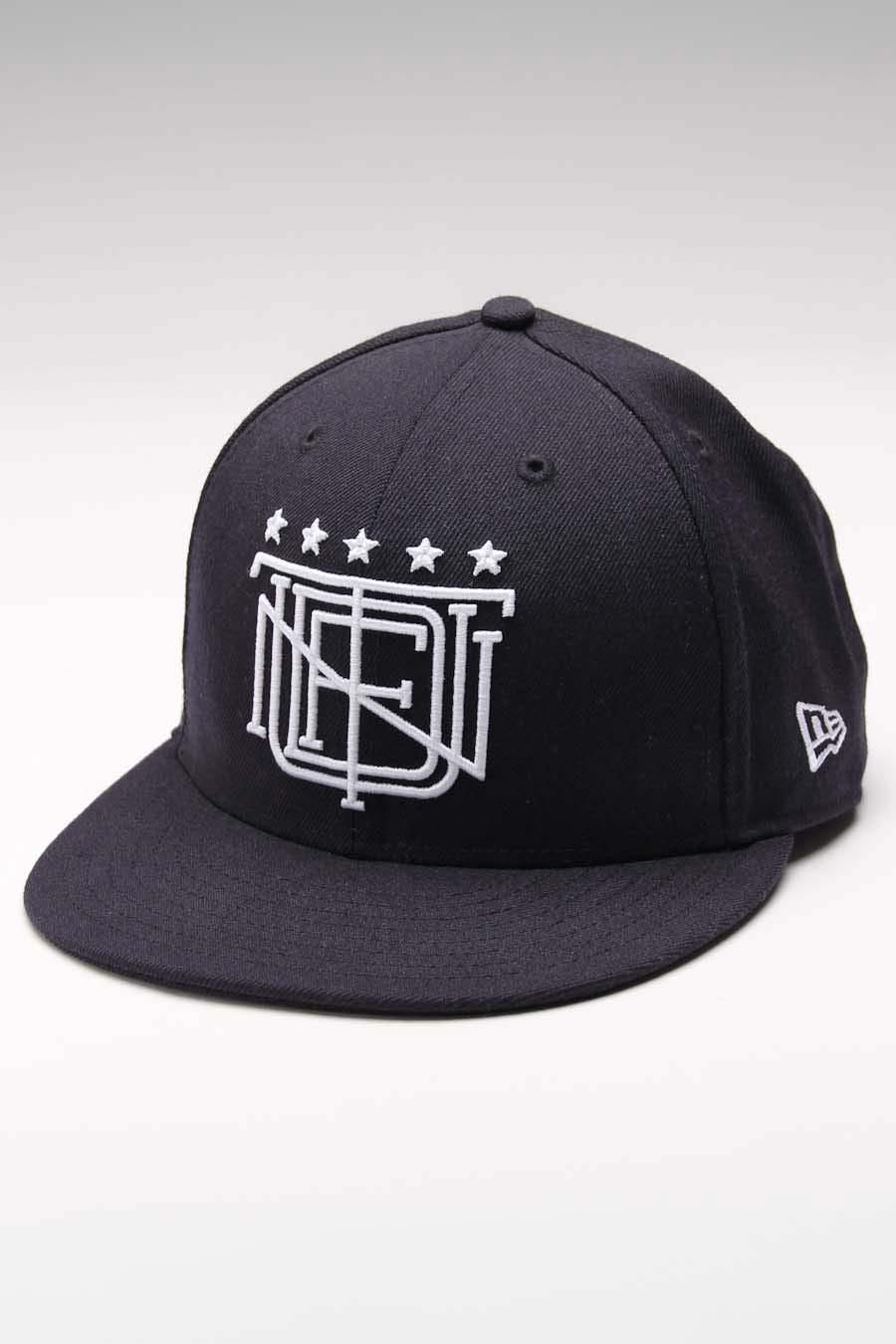 5 Star New Era Ballcap Fitted by UNDFTD  c8f5bd1aa7e4