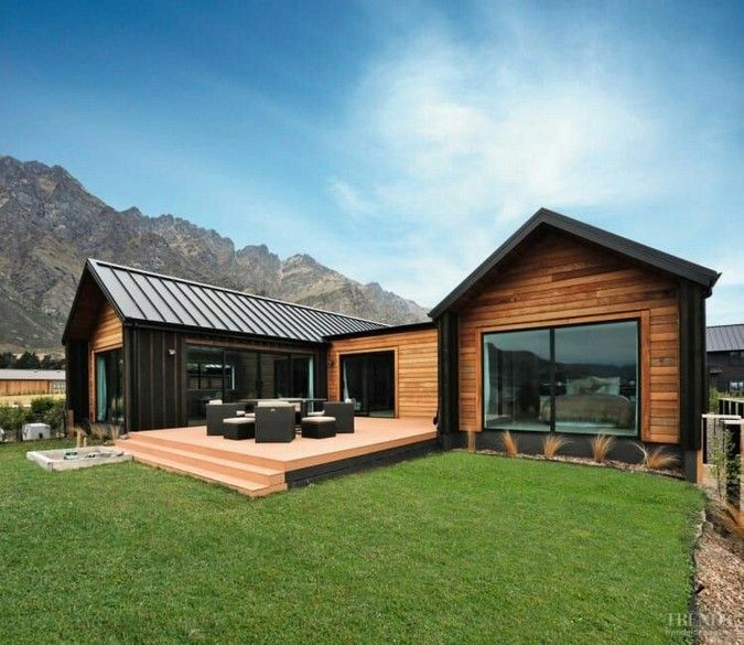 25 Beautiful Outside Or Front Home Decor Modern Barn House Barn Style House House Cladding
