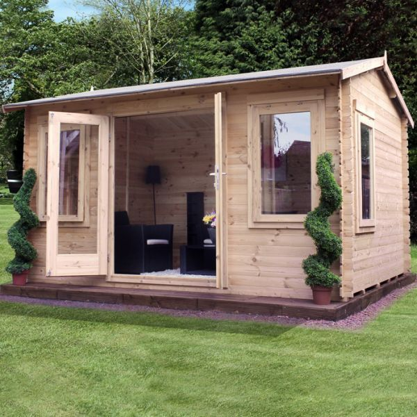 Garden Sheds 4m X 3m avon 4m x 3m westmorland log cabin -http://www.sheds.co.uk/log