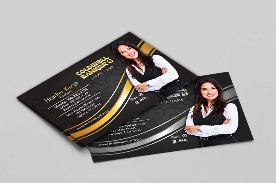 Coldwell banker agent business cards business pinterest of coldwell banker realtors choose printifycards for online business card printing get fast same day your new free coldwell banker real estate agent card reheart Images