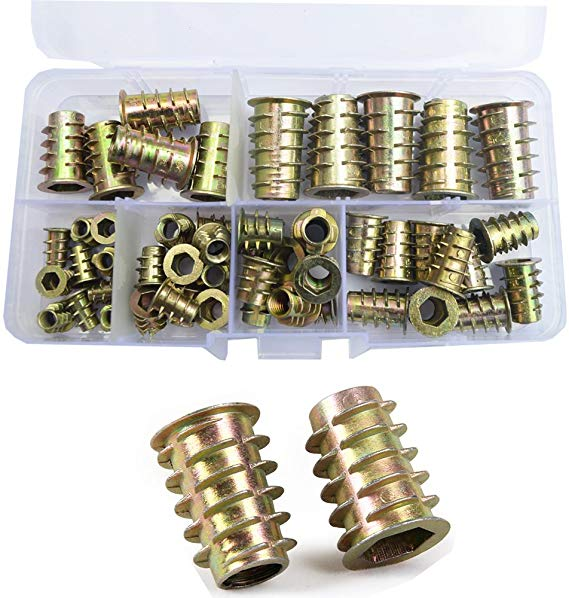 Hard-to-Find Fastener 014973192495 Shutter Screws Beige 8 x 1//2 Piece-20