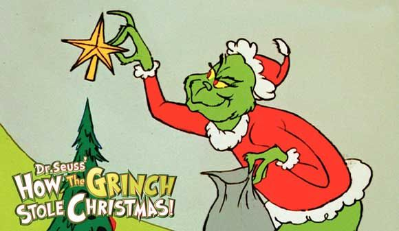 The Grinch That Stole Christmas.How Well Do You Know How The Grinch Stole Christmas The