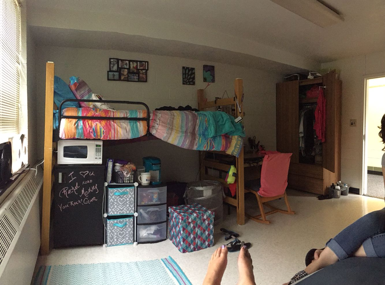 Albright Dorm At Western Carolina With Images Dorm Room Styles
