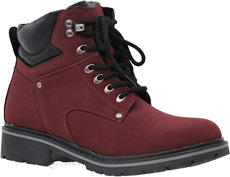 8c0773ef08e1f Amazon.com | MVE Shoes Women's Waterproof Hiking Boots - Outdoor ...