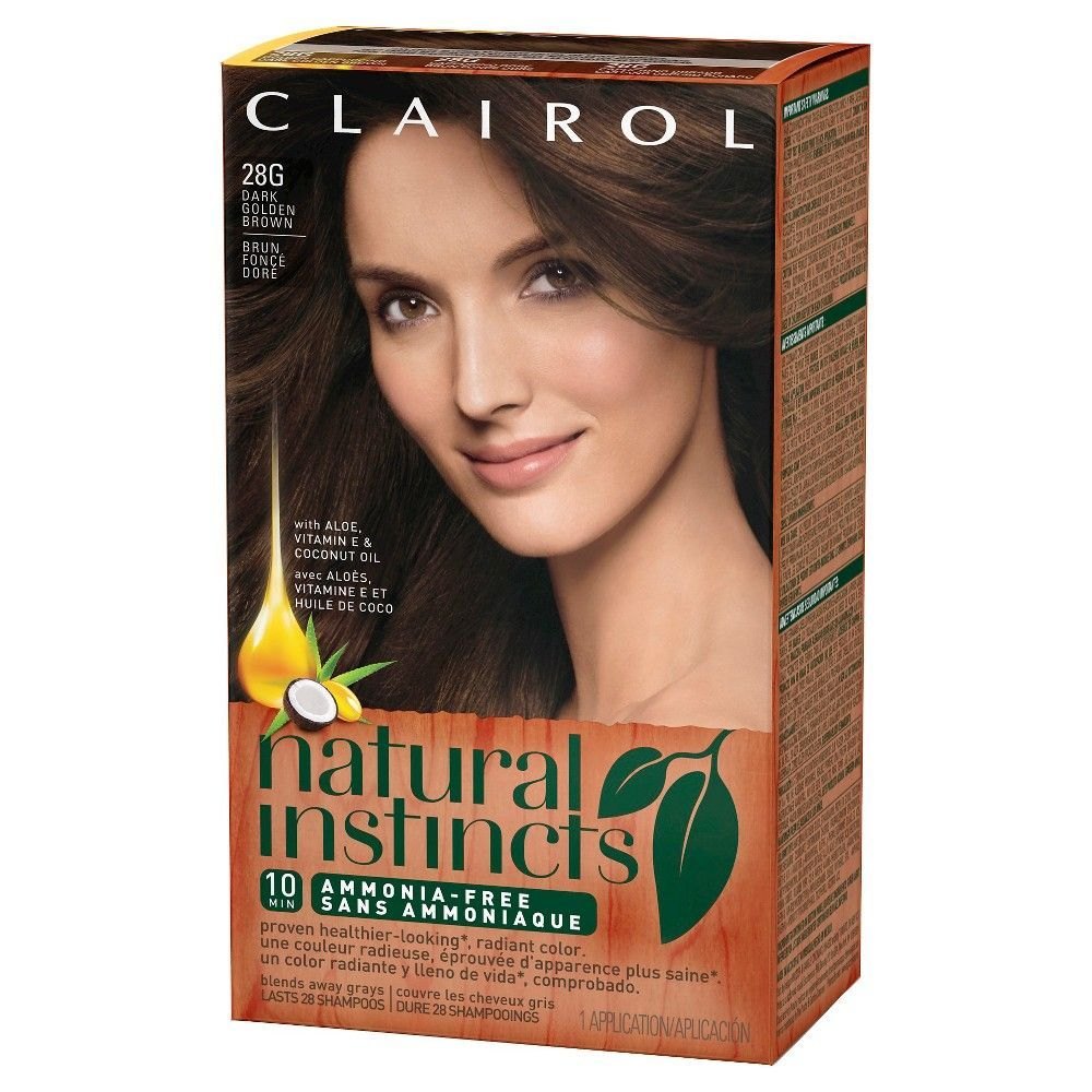 clairol natural instincts | products | pinterest