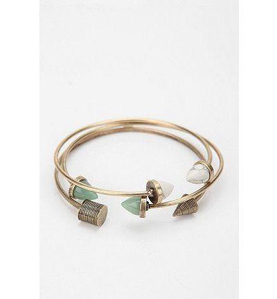 bangle bracelets...