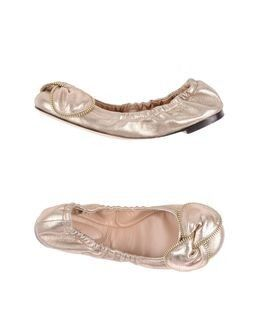 See by Chloé  Ballerines  - Sable