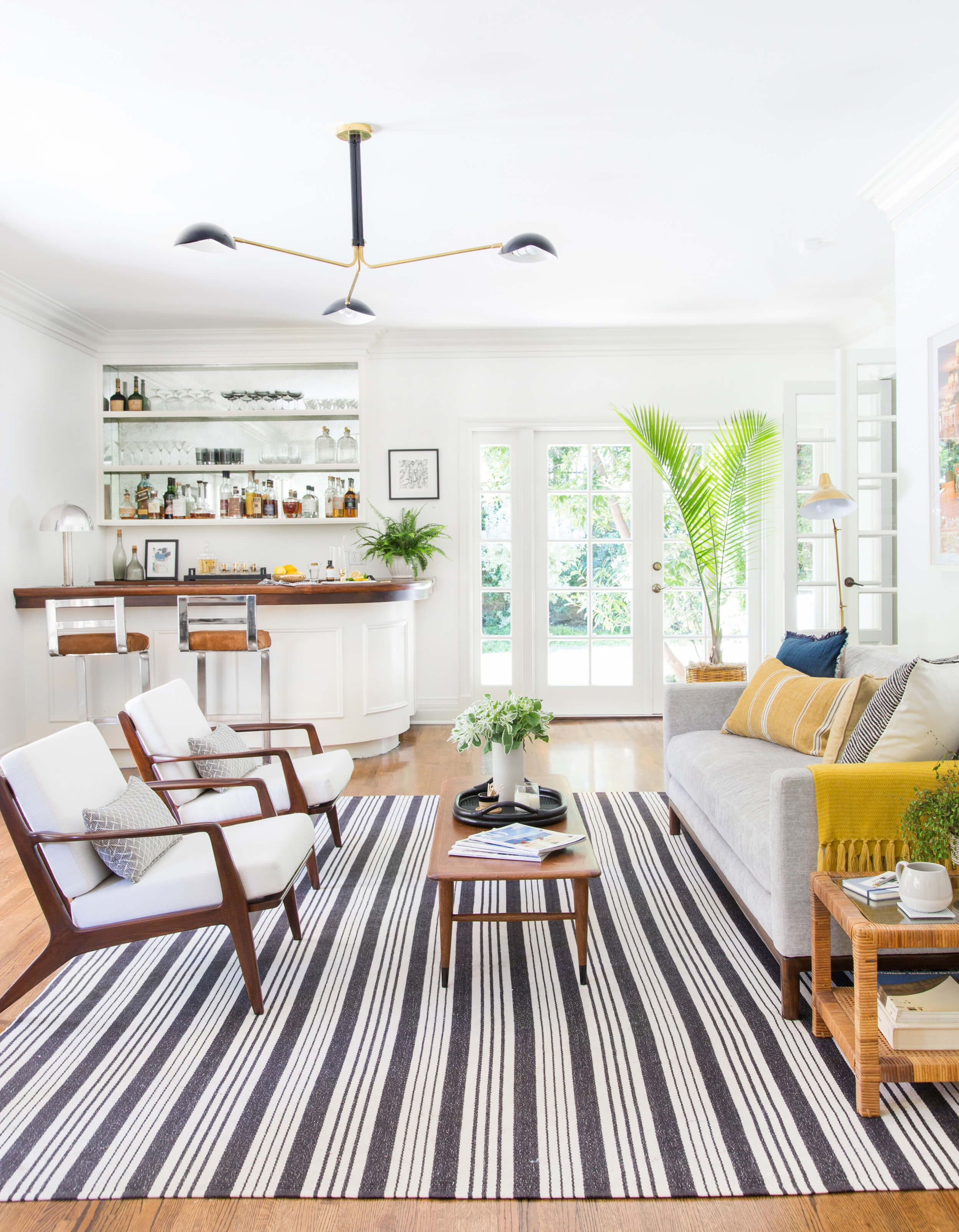 Griffith Park Sunroom Reveal   Sunroom, Modern traditional and ...