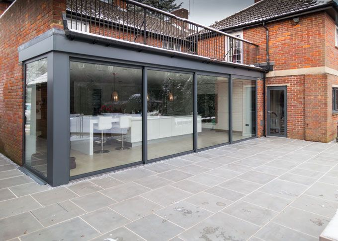 Powder coated aluminium patio doors google search alu mania cws triple track patio with fixed pane planetlyrics Images