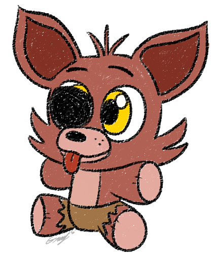 """""""Foxy The Pirate Here To Tell You This Toy Be Not Fer The"""