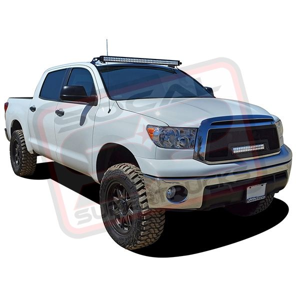 9 Best 2016 F150 Lariat Build Images On Pinterest: Front Mesh Grill With Light Bar