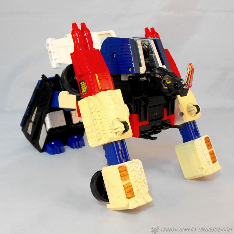 Transformers Universe - G1 Greatshot - 6 / 16