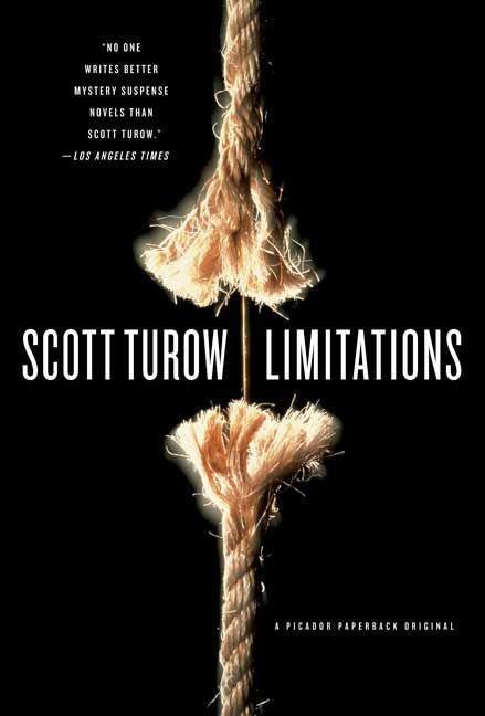LIMITATIONS Scott Turow Picador Picador Crime Pinterest - presumed innocent author