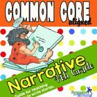Do you dread teaching writing?  This is the program for you!  Comprehensive, Simple, Effective Teacher's Manual for teaching Narrative Writing for ...