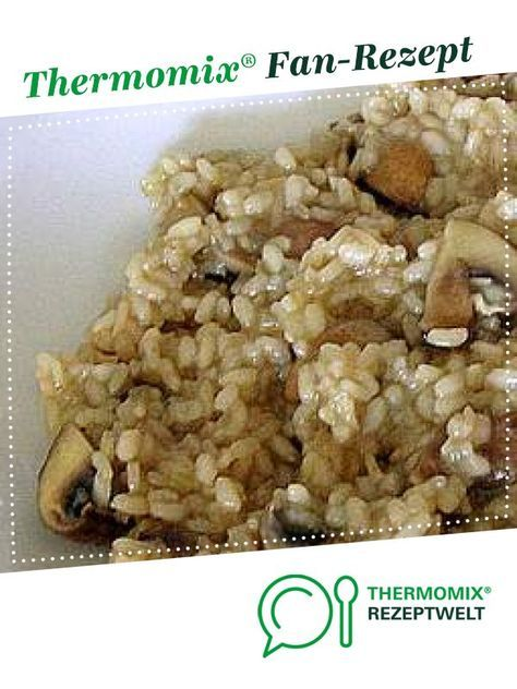 Photo of Risotto mit Champignons