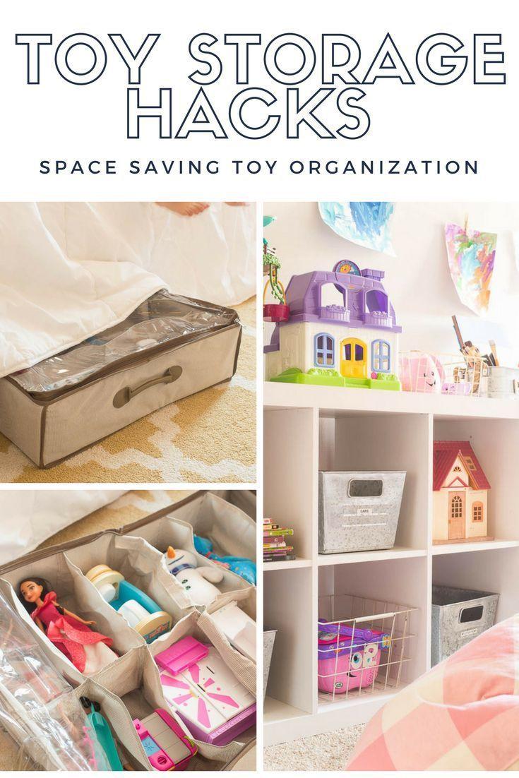 Toy Organizers Space Saving Toy Organization Hacks For Any Space Toy Organization Diy Storage Organization Hacks