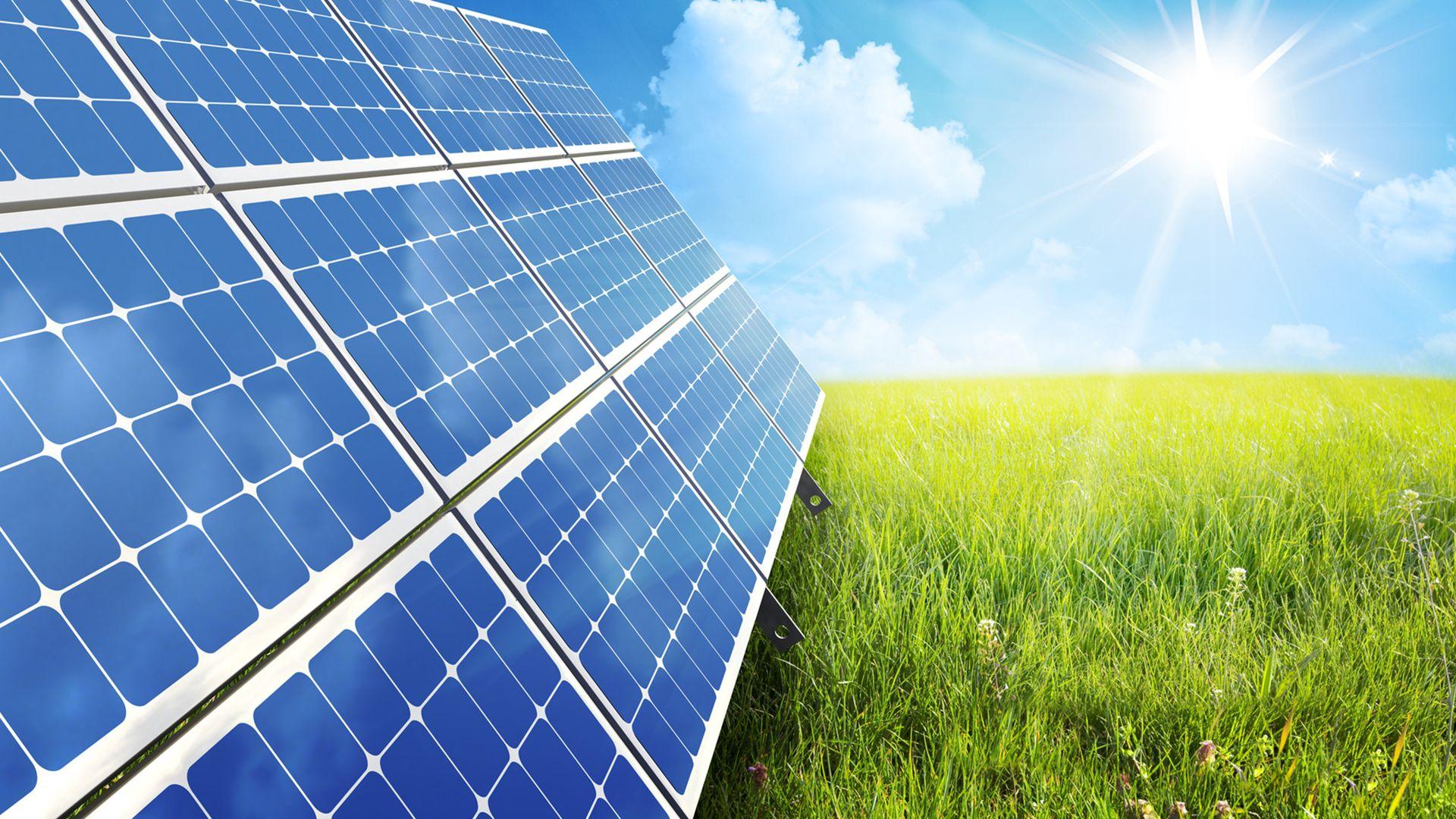 Solar Panels The Best Quot Go Green Quot Option Energy One