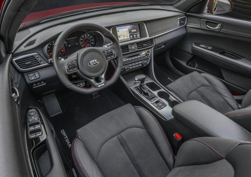 2016 Kia Optima Interior Best Cars For Teens Kia