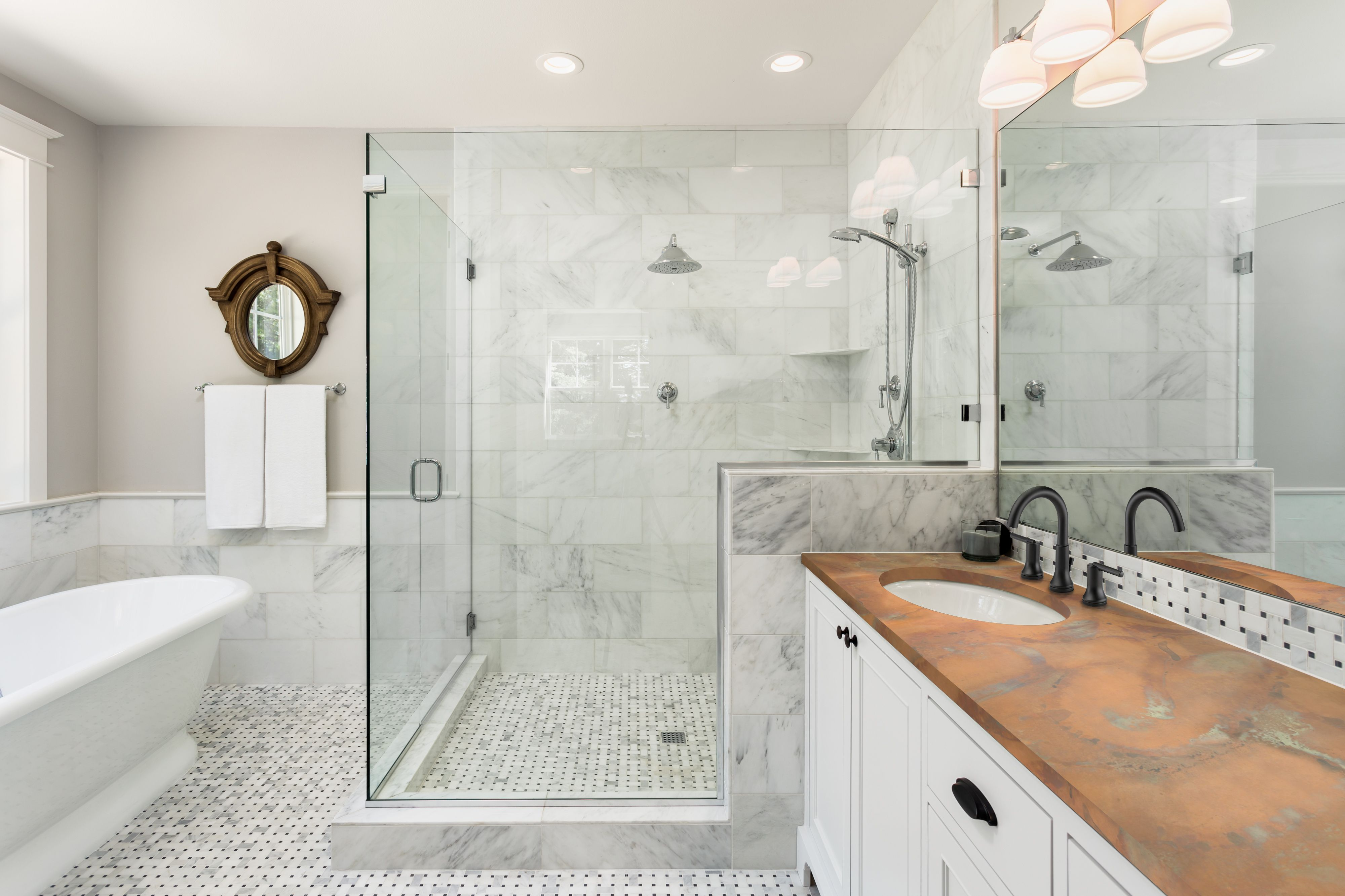 Home (With images) | Bathrooms remodel, Bathroom trends, Bathroom remodel  cost