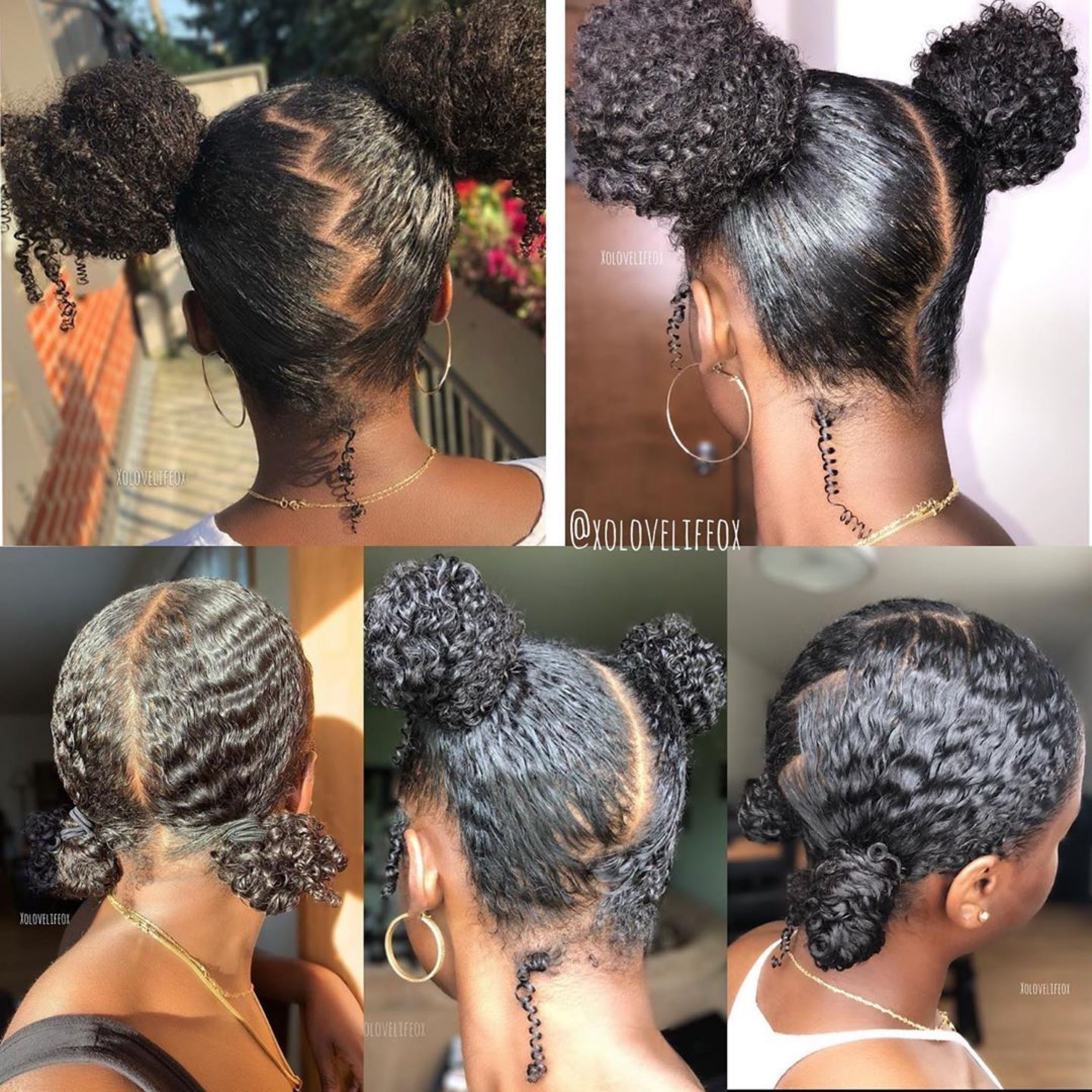Hairstyle Ideas For 5 Year Old Hairstyle Collection Ideas Vintage Hairstyl In 2020 Protective Hairstyles For Natural Hair Natural Hair Styles Easy Curly Hair Styles