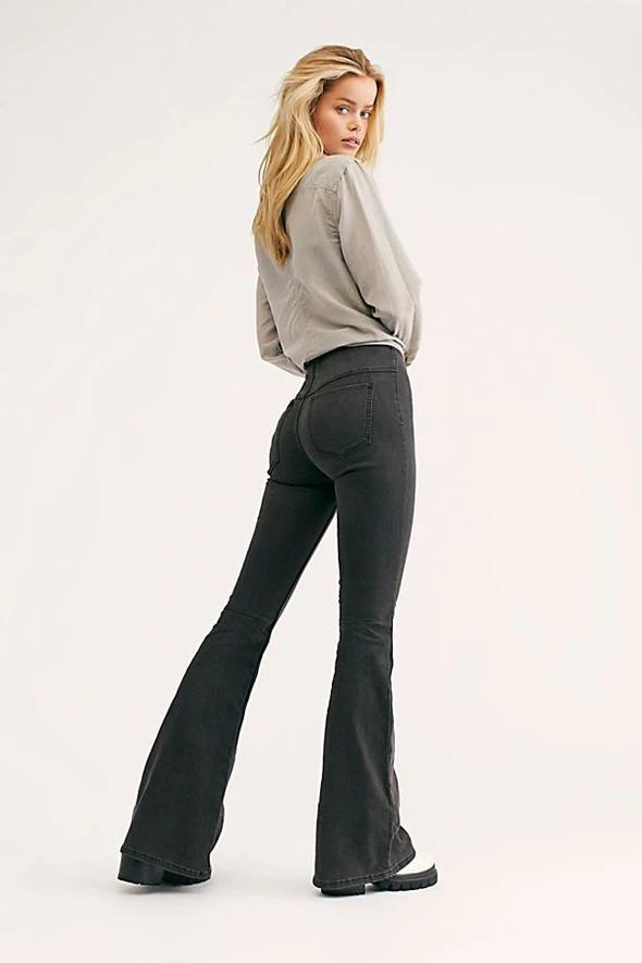 2020 Fashion Jeans For Women Motorbike Jeans
