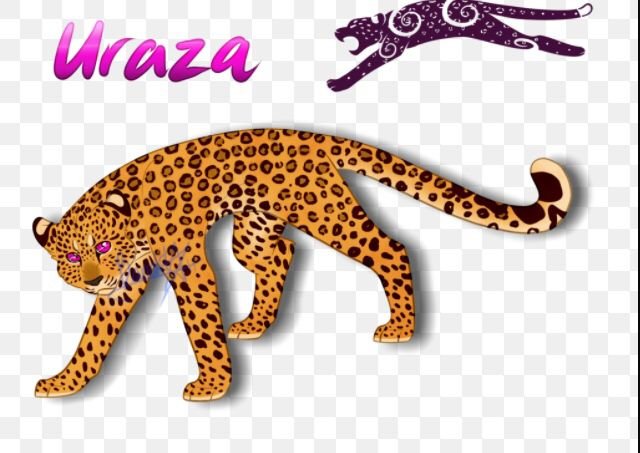 Uraza S Character Blazing Violet Eyes Patron Beast Of Nilo Bonded With Abeke Spirit Animals Series Spirit Animals Book Spirit Animal