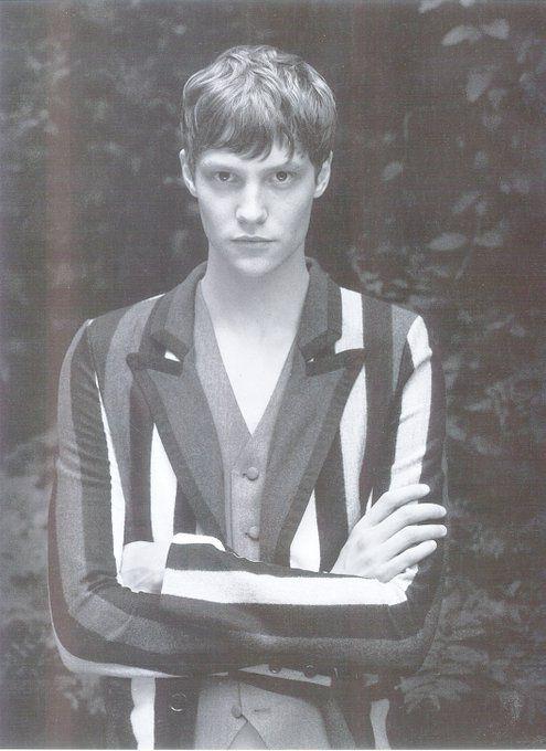 #MatthewHitt #Models #Fashionblog #Fashionblogger #Drowners #Drownersband #Throwback #MattHitt for iD mag Oct.2007<3