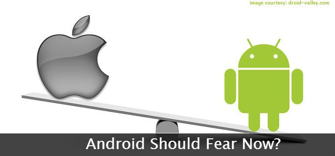 iOS 8 vs. Android 4.4 Is Apple all set to strike Android