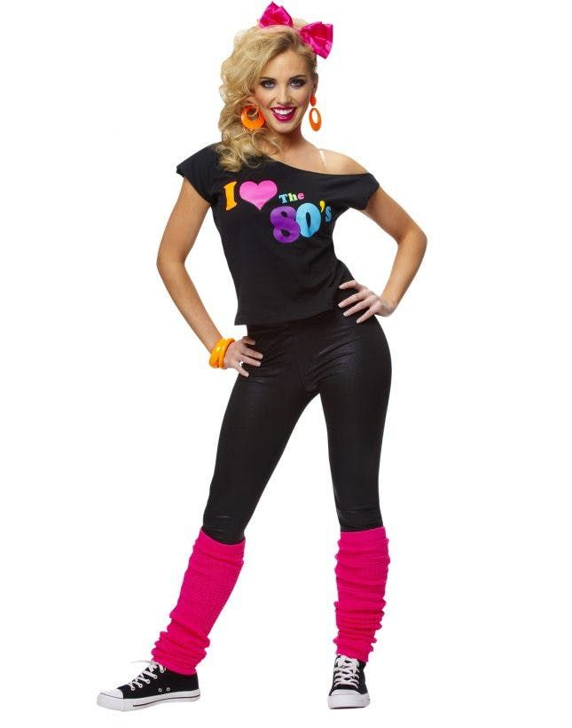 51 Teen Halloween Costumes You Can Wear to School. Teen Halloween Costumes80s CostumeGirl Costumes80s Workout ...  sc 1 st  Pinterest & 51 Teen Halloween Costumes You Can Wear to School | Teen halloween ...