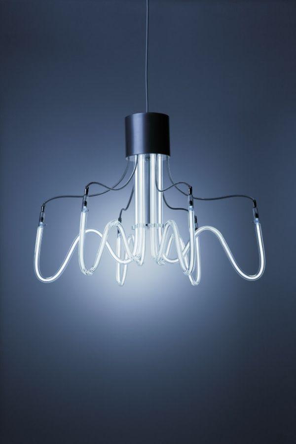 Wohnideen Wohnzimmer-Beleuchtung indirektes-Led Licht ...