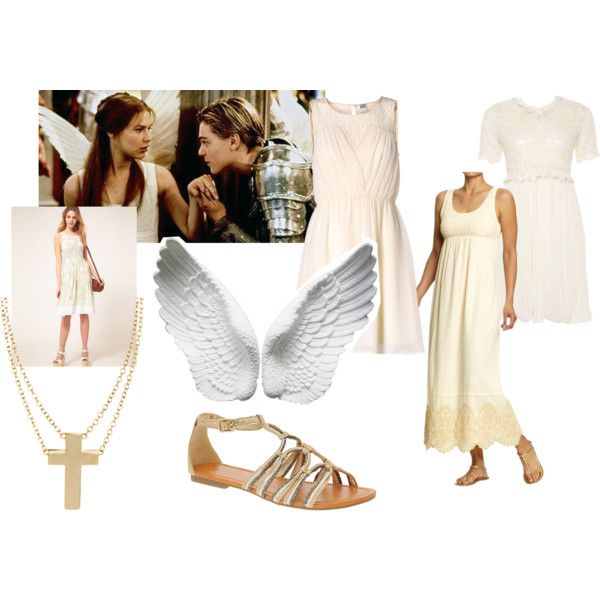 Romeo and juliet angel dress images