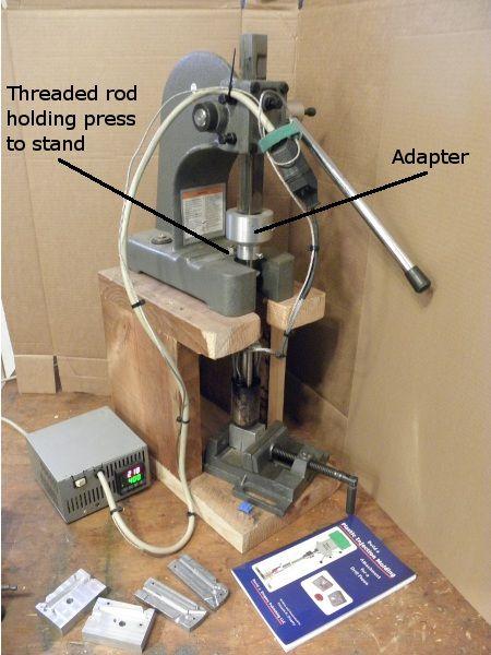 Arbor Press Injection Molder | Plastic injection moulding