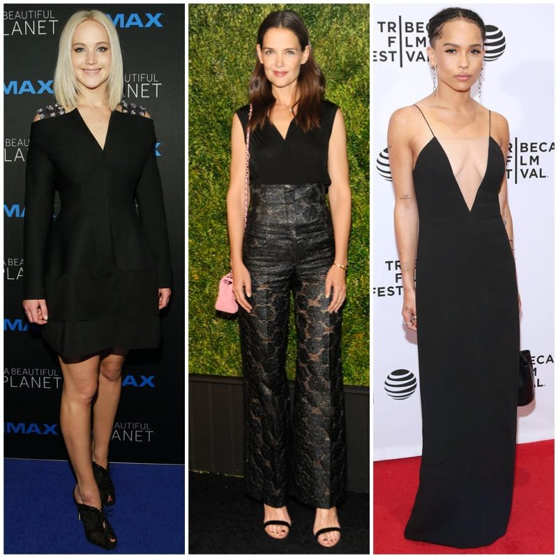 Zoe Kravitz Jennifer Lawrence Friends: Best Dressed Of The Week #123