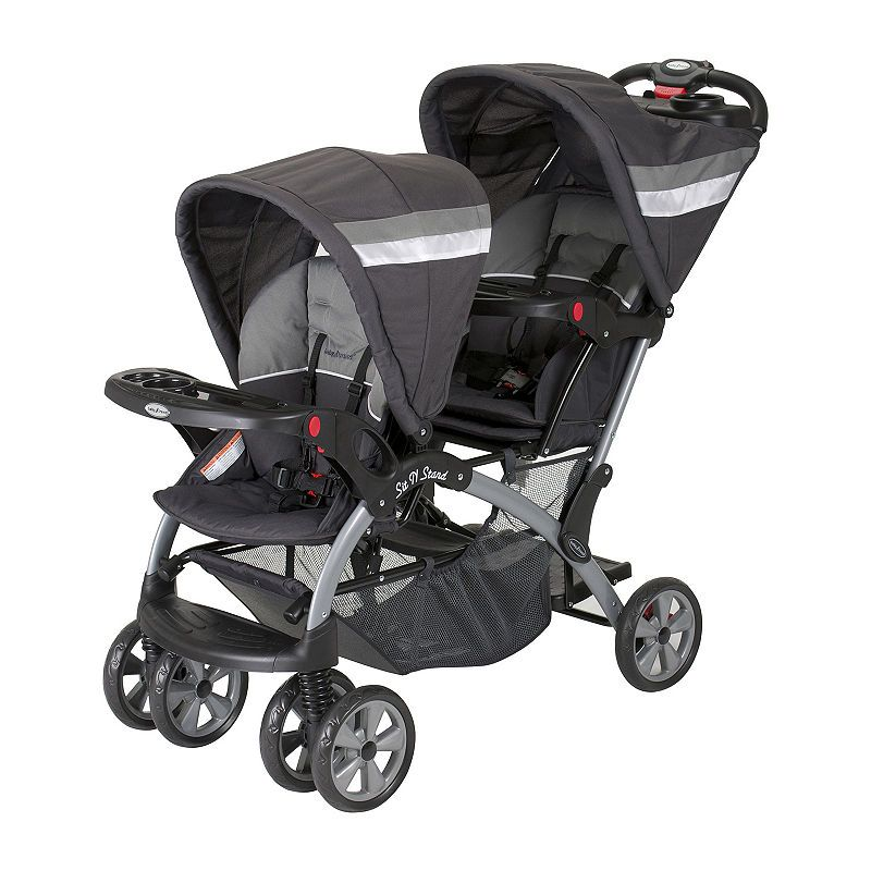 Baby Trend Sit N' Stand Double Stroller Liberty