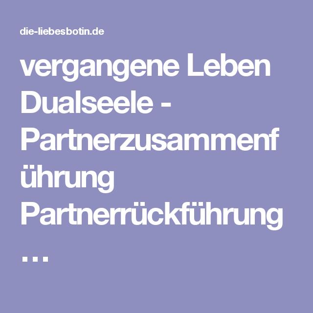 Erfolgreiche partnerrückführung