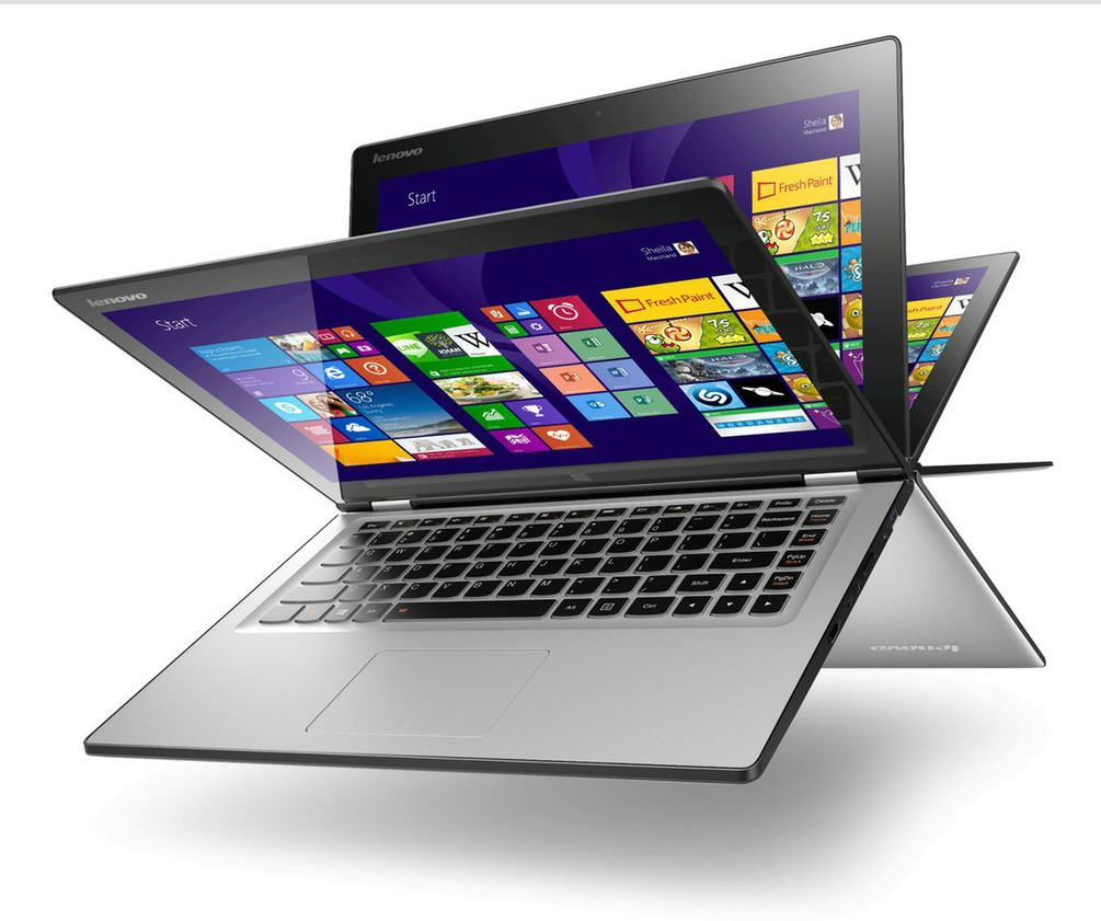 Portable Pc Pas Cher Lenovo Yoga 2 13 59436605 Tablette Tactile En Promo Touch