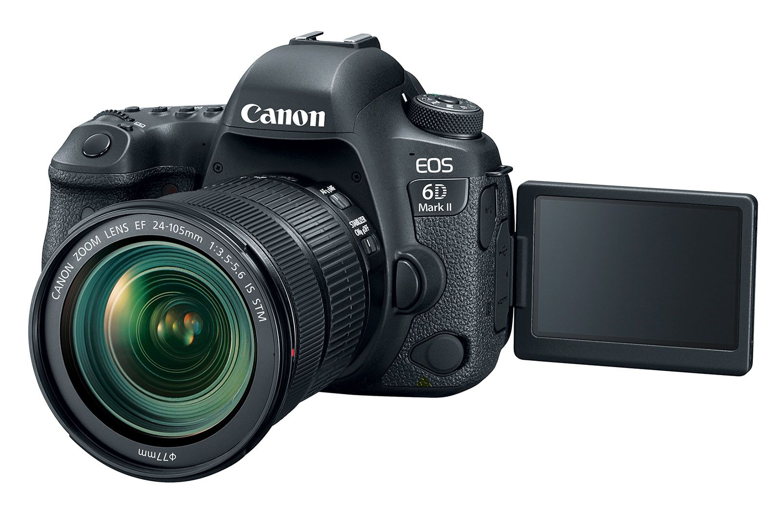 Canon\'s full-frame 6D Mark II is a solid upgrade with a catch   Tech